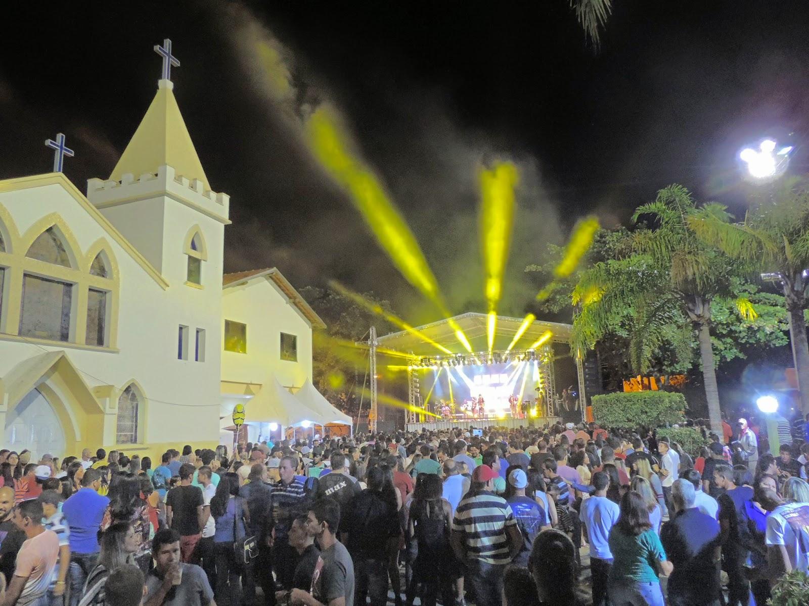 CULTURA – Festa do Padroeiro de São Francisco de Itabapoana-RJ
