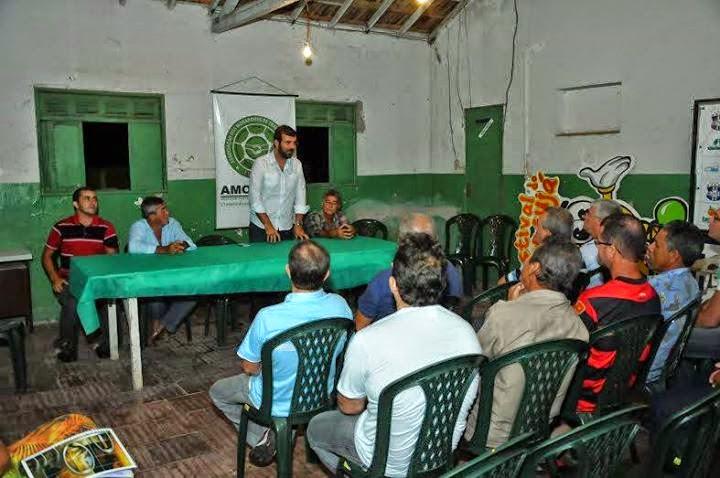 AGRICULTURA – Secretaria de Agricultura de SFI oferece apoio aos produtores de farinha da região no enfrentamento da crise