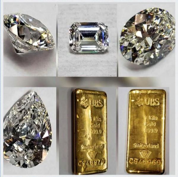 Leilão com diamantes e barras de ouro de Sérgio Cabral arrecada mais de R$ 4,5 milhões