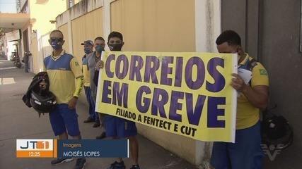 Trabalhadores e empresa não chegam a acordo, e greve nos Correios será julgada pelo TST
