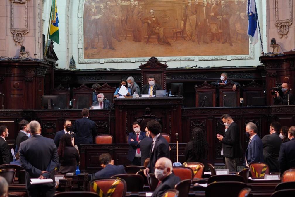 Alerj recorre da decisão de Toffoli que determinava nova comissão para analisar impeachment de Witzel