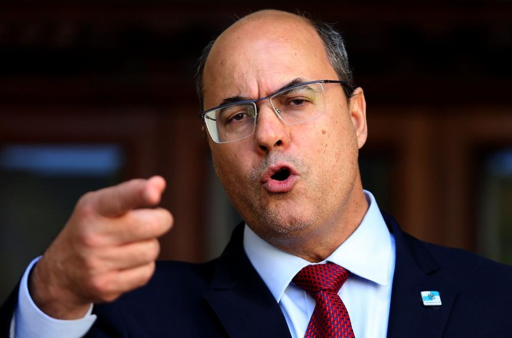 Defesa de Witzel pede ao Supremo que suspenda julgamento no STJ sobre afastamento