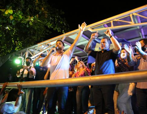 Wladimir agradece à população e pede união em prol de Campos