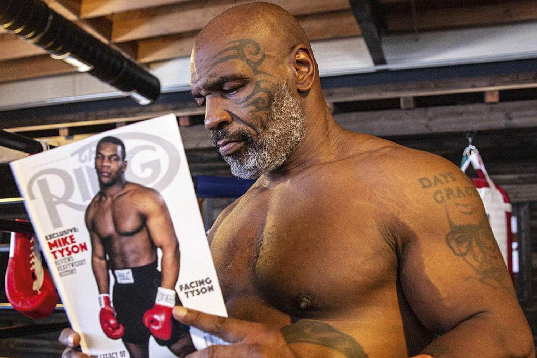 Mike Tyson retorna ao boxe em mais um capítulo de jornada com abandono, crimes e volta por cima