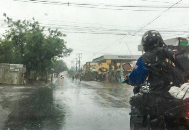 Após outubro chuvoso, Defesa Civil permanece em estágio de atenção