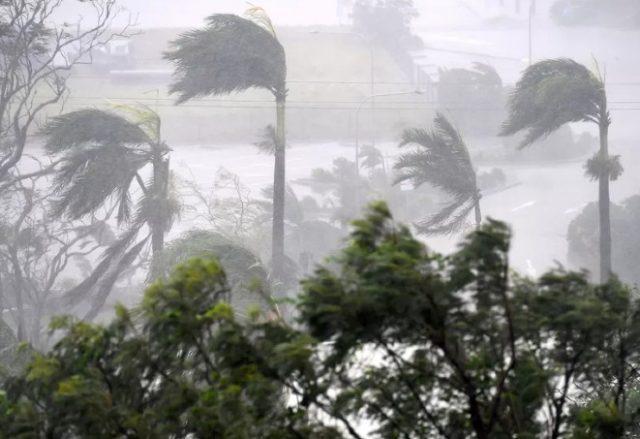 Ciclone se forma próximo ao RJ e pode ter ventos fortes