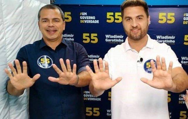 Chapa Wladimir/Frederico é deferida pelo TSE por unanimidade