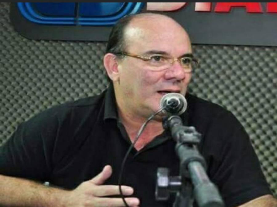Morre em Campos aos 62 anos de idade, mais um comunicador, o radialista e jornalista Carlos Cunha