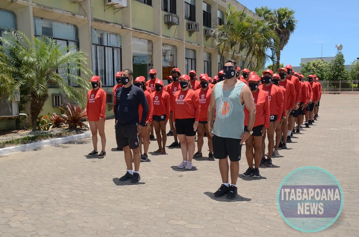 Salva-vidas iniciam atuação nesta quarta-feira (30) no litoral são franciscano
