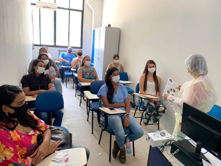 TESTAGEM PARA A COVID-19 NAS UNIDADES DE ATENÇÃO BÁSICA DE SÃO FRANCISCO DE ITABAPOANA