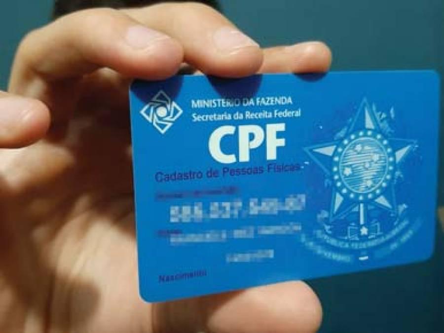 Receita Federal: cartórios do RJ e do ES já fazem inscrição e alteração de CPF