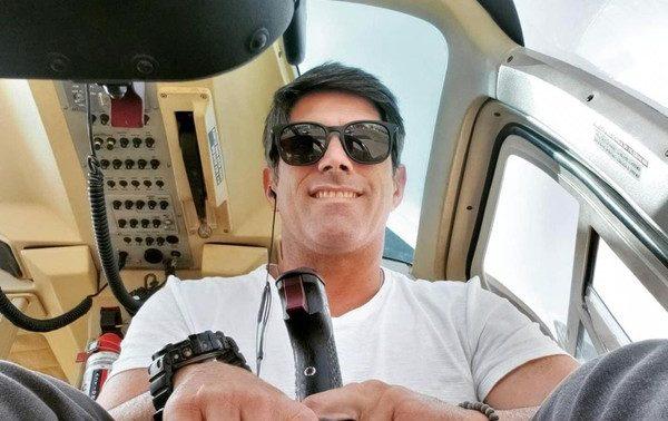Piloto morre em acidente com helicóptero na Vila Histórica de Mambucaba, em Angra dos Reis