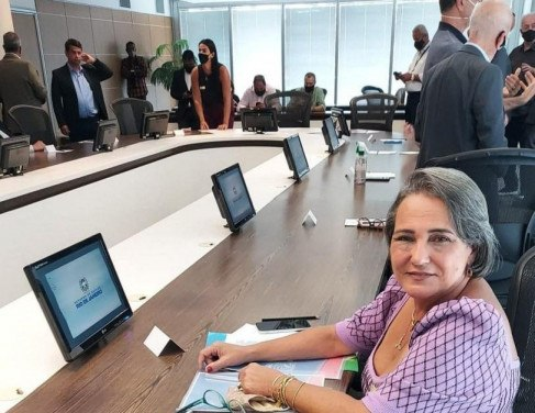 Carla Machado cobra, mais uma vez, conclusão da ponte entre SJB e SFI