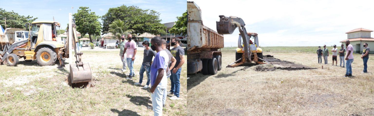 Mais ações integradas no litoral e no Ginásio de Volta Redonda