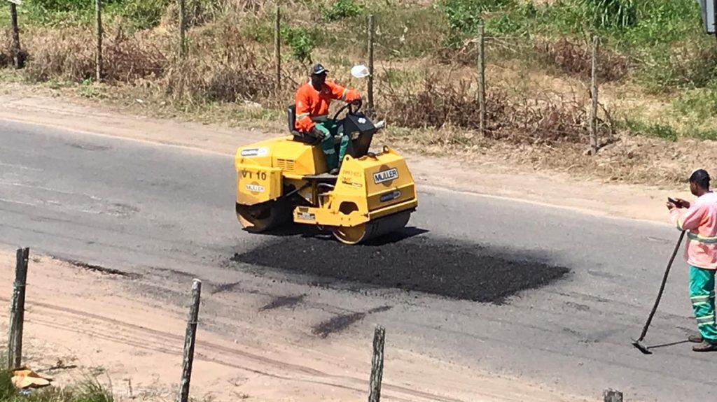 Prefeitura e DER-RJ iniciam operação tapa-buracos