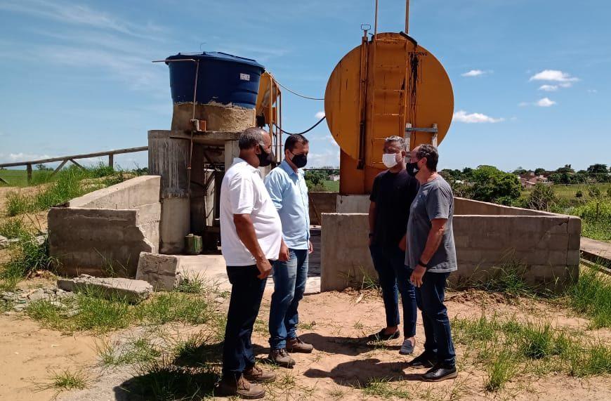 Prefeitura busca aprimoramento da produção da Usina de Asfalto