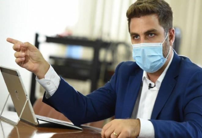 Perplexo com a situação da PMCG, Wladimir leva denúncias ao Tribunal de Contas