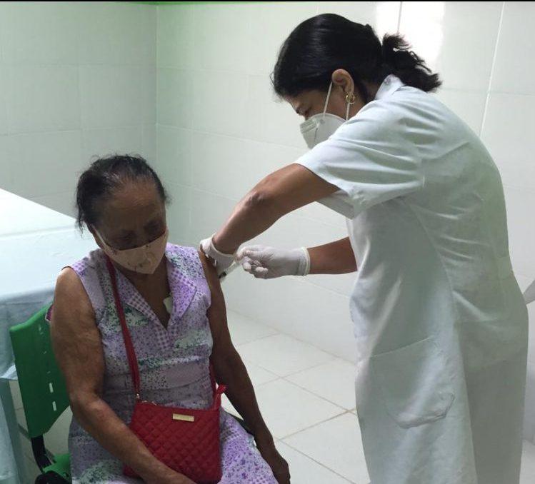SFI inicia agendamento para vacinação contra Covid-19 em moradores com mais de 90 anos