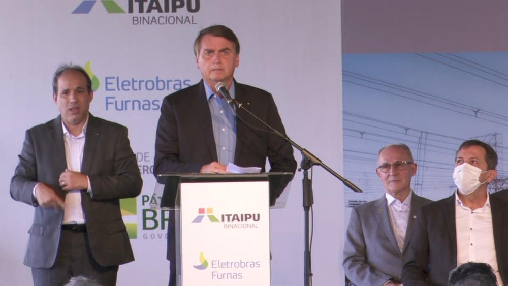 Bolsonaro diz que estatal tem que ter a sua 'visão de social.