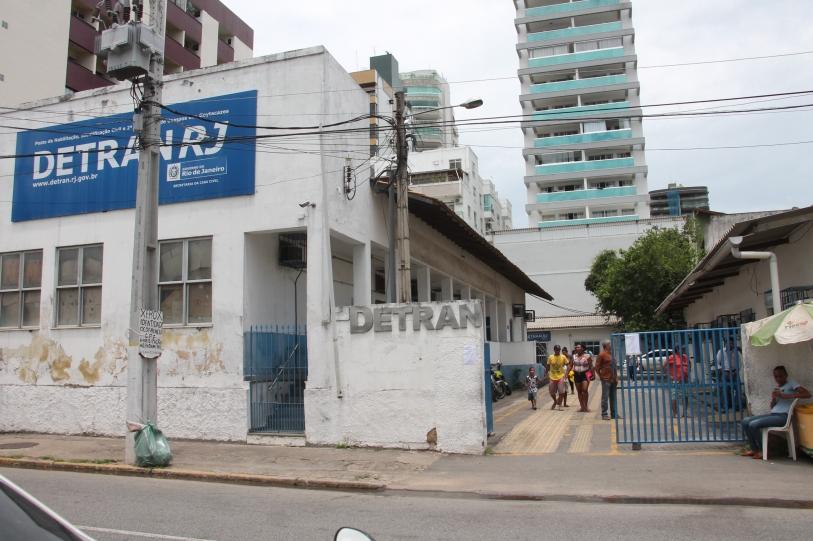 Justiça determina fim da greve dos funcionários do Detran