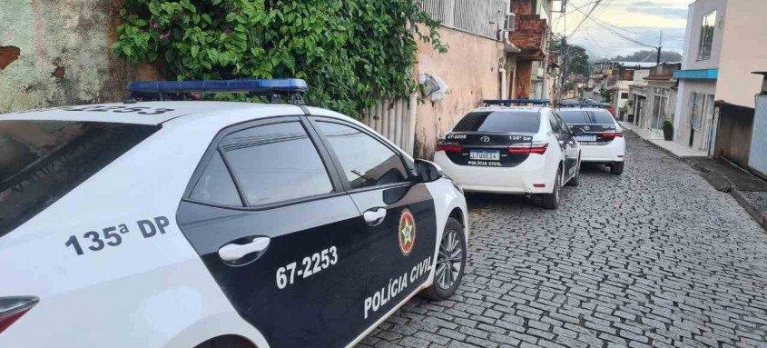 Polícia Civil prende 27 pessoas em operação contra o tráfico no Norte e Noroeste Fluminense