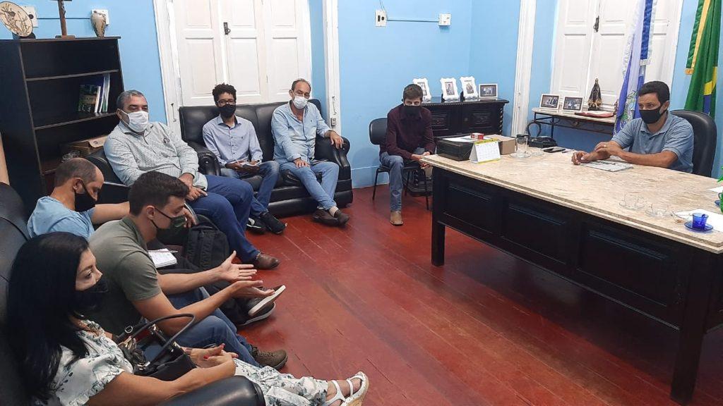 SFI marca presença na reunião do Cidennf em Italva