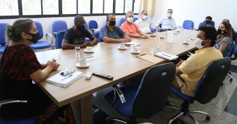 Prefeitura engajada na busca por ICMS Ecológico