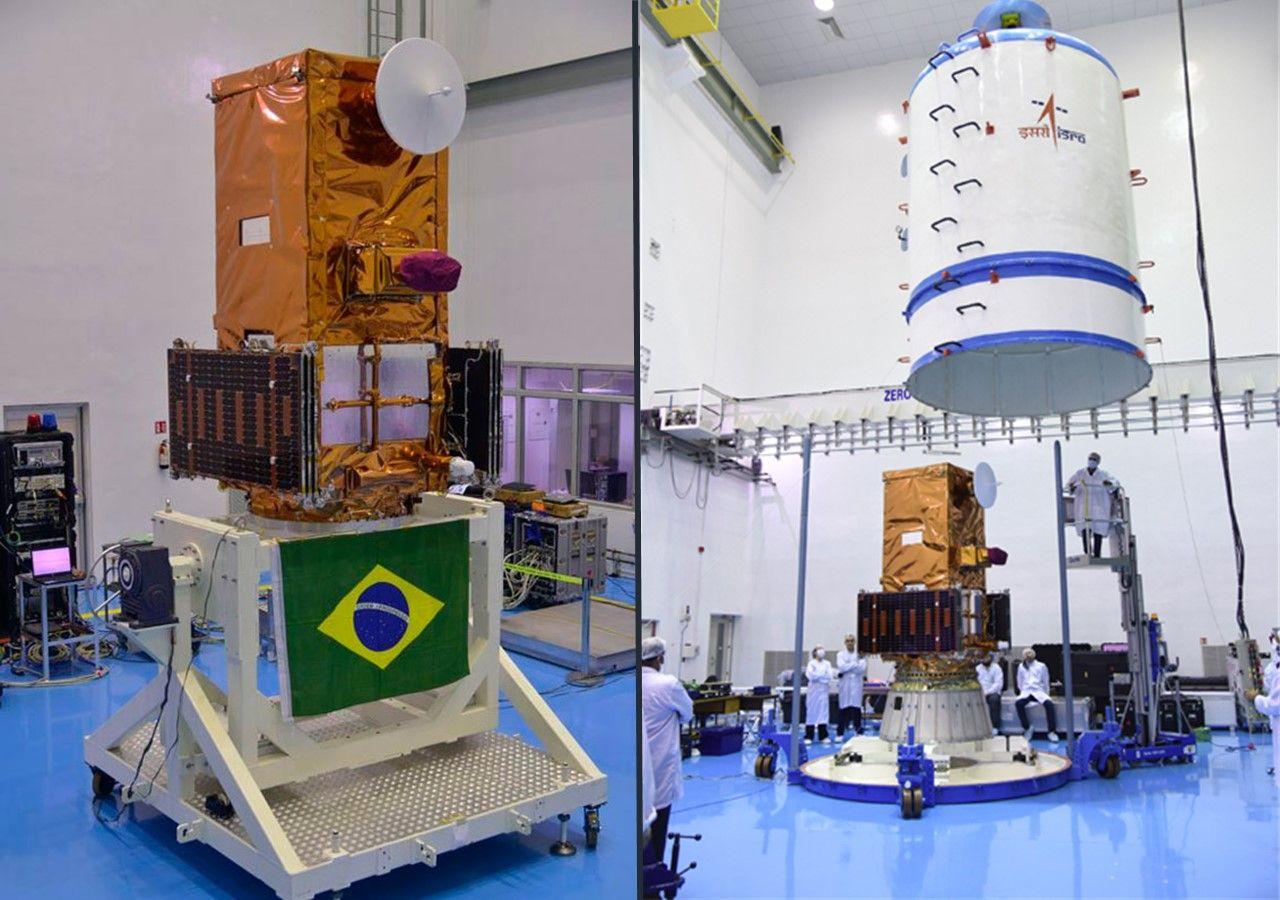 A importância do primeiro satélite 100% brasileiro, o Amazônia 1