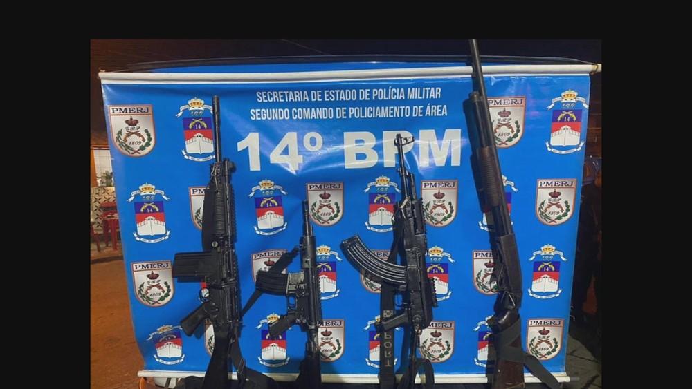 Tiroteio em ação policial deixa quatro suspeitos mortos em Bangu, Zona Oeste do Rio