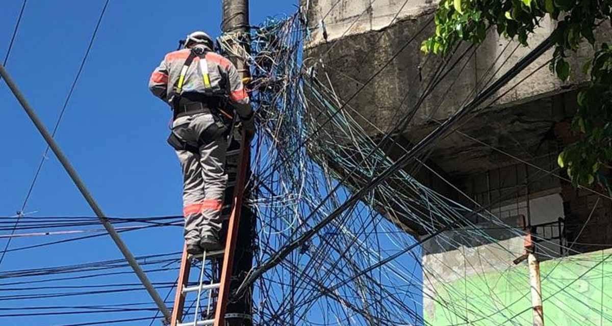 Operação Energia Legal da Enel identifica 746 'gatos' em residências e comércios em SFI