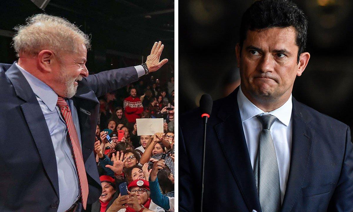Maioria do STF mantém decisão que declarou Moro parcial ao condenar Lula; julgamento é suspenso