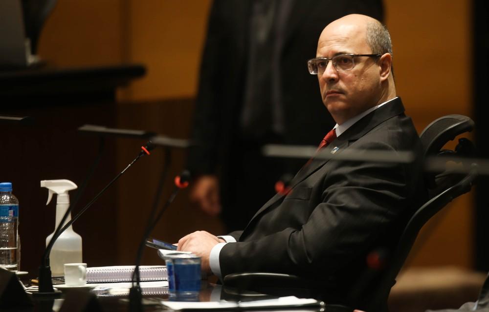 Julgamento do pedido de impeachment de Witzel é marcado para o dia 30 de abril