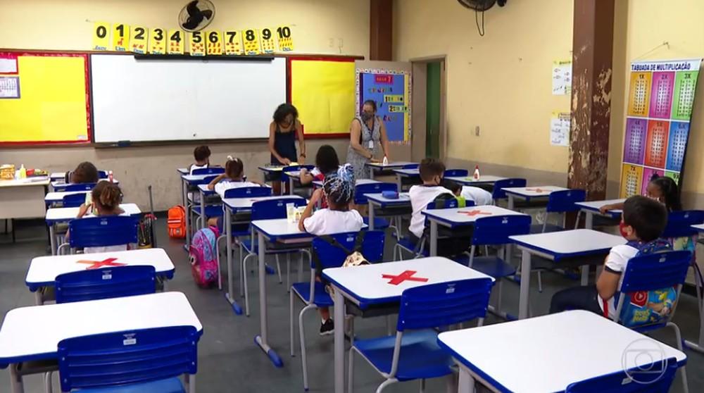 Escolas do Rio estão autorizadas a funcionar a partir de segunda