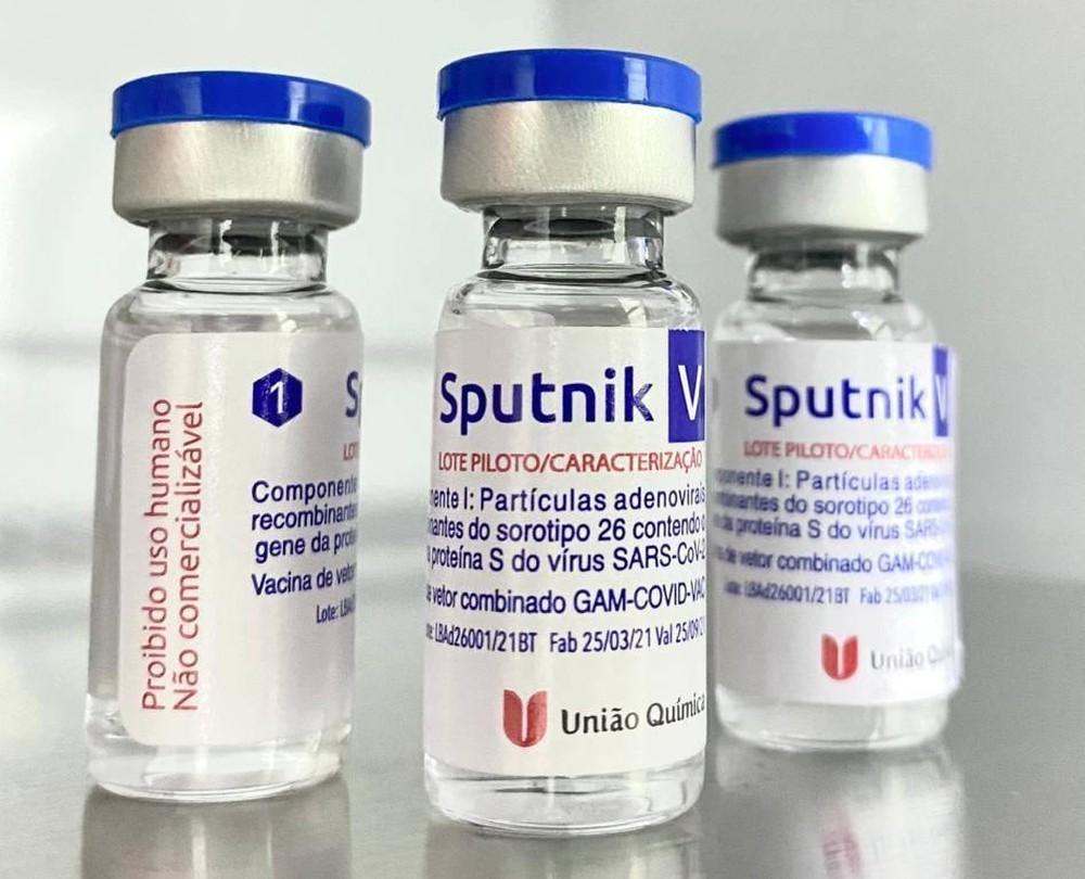 Anvisa decide na segunda se autoriza a importação da Sputnik, vacina russa contra a Covid