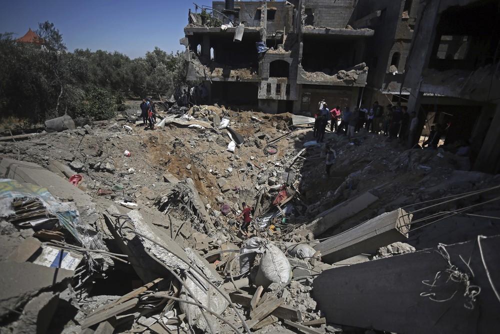 Israel e Hamas aprovam cessar-fogo