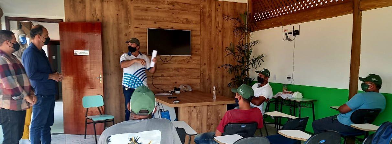 SFI inicia mais um curso gratuito de formação profissional rural