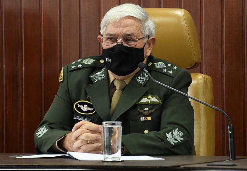 """Oposição está """"esticando a corda"""", diz presidente do Superior Tribunal Militar"""