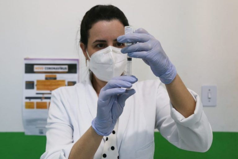 Covid-19: SFI inicia imunização de moradores a partir de 55 anos e novos grupos prioritários