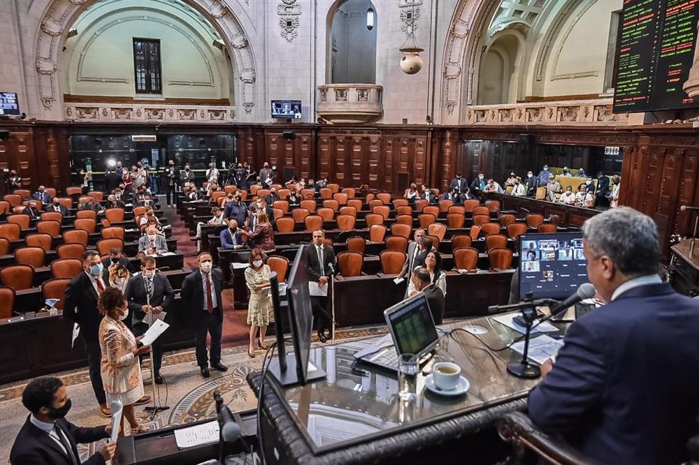 Alerj aprova projeto de Lei de Diretrizes Orçamentárias para 2022