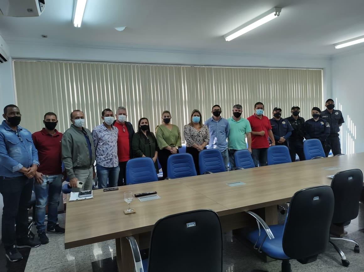 Secretaria Segurança, Ordem Pública e Defesa Civil apresenta integrantes