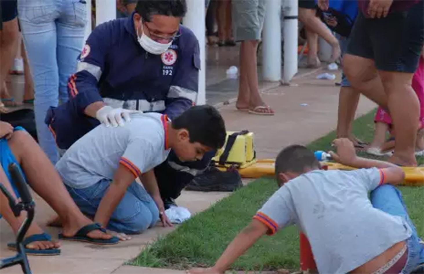 Funcionários de posto de saúde no Rio passam mal após tomar café