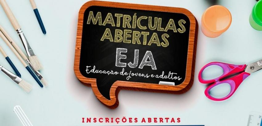 Matrículas abertas para a EJA de Barra do Itabapoana até esta sexta-feira (17)