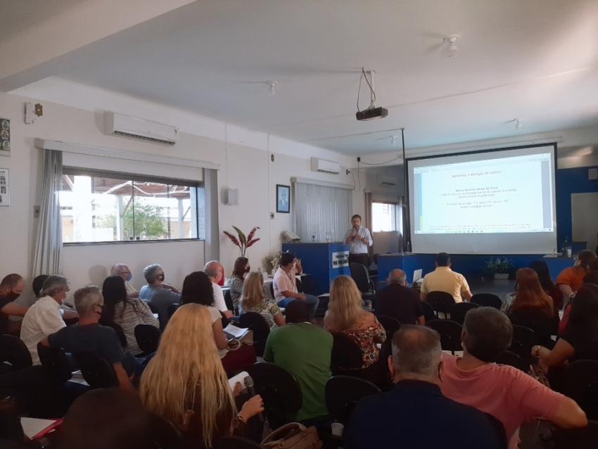 SFI participa de reunião do Consemma sobre licenciamento