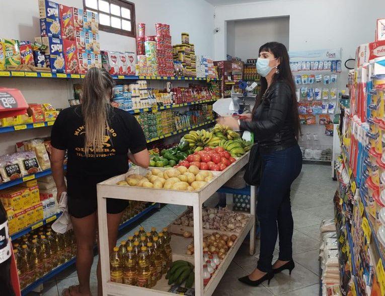 Aumento nos preços: Procon-SFI vistoria supermercados em Gargaú