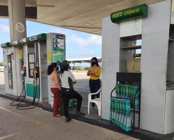 Aumento nos preços: Procon-SFI prossegue fiscalização em postos de combustíveis