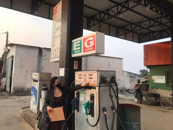 Após denúncias, Procon-SFI notifica postos de combustíveis