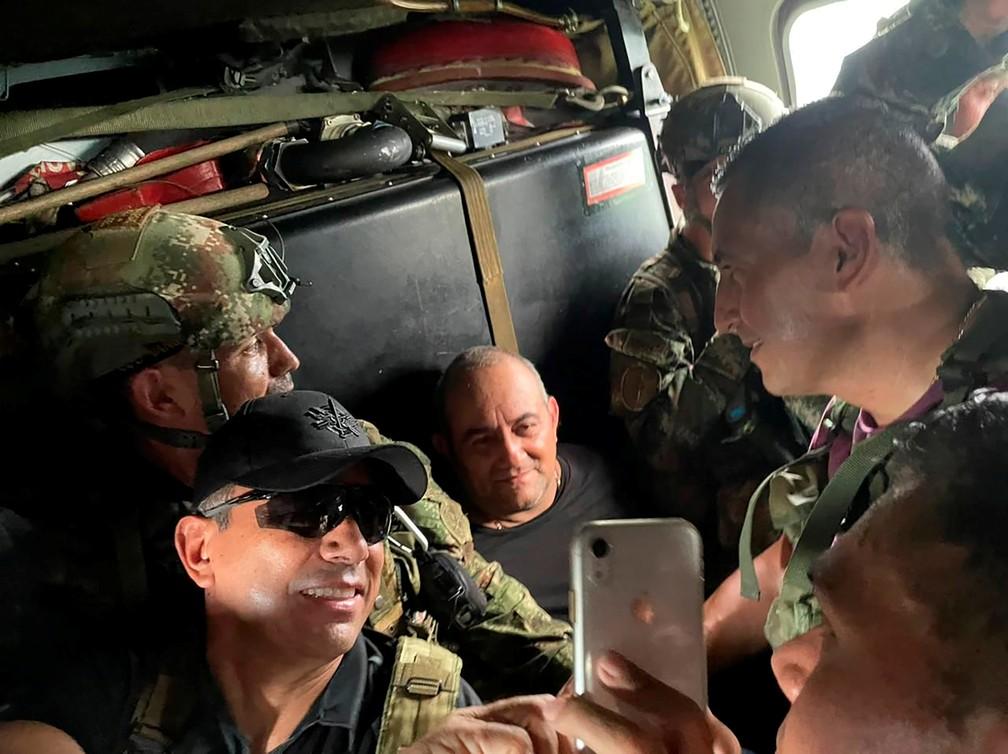 De camponês e guerrilheiro de esquerda a traficante mais procurado: quem é o colombiano 'Otoniel'